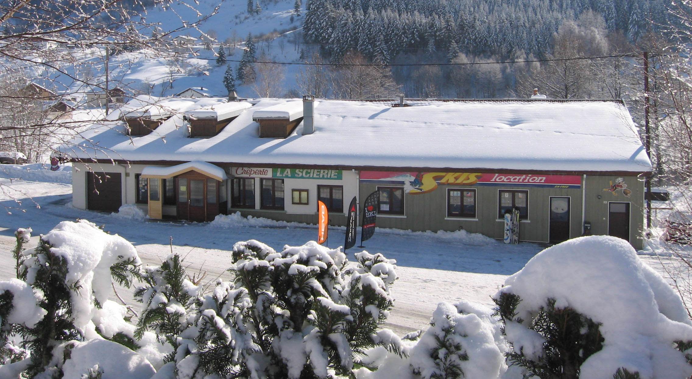 Location Chaussure De Ski La Bresse